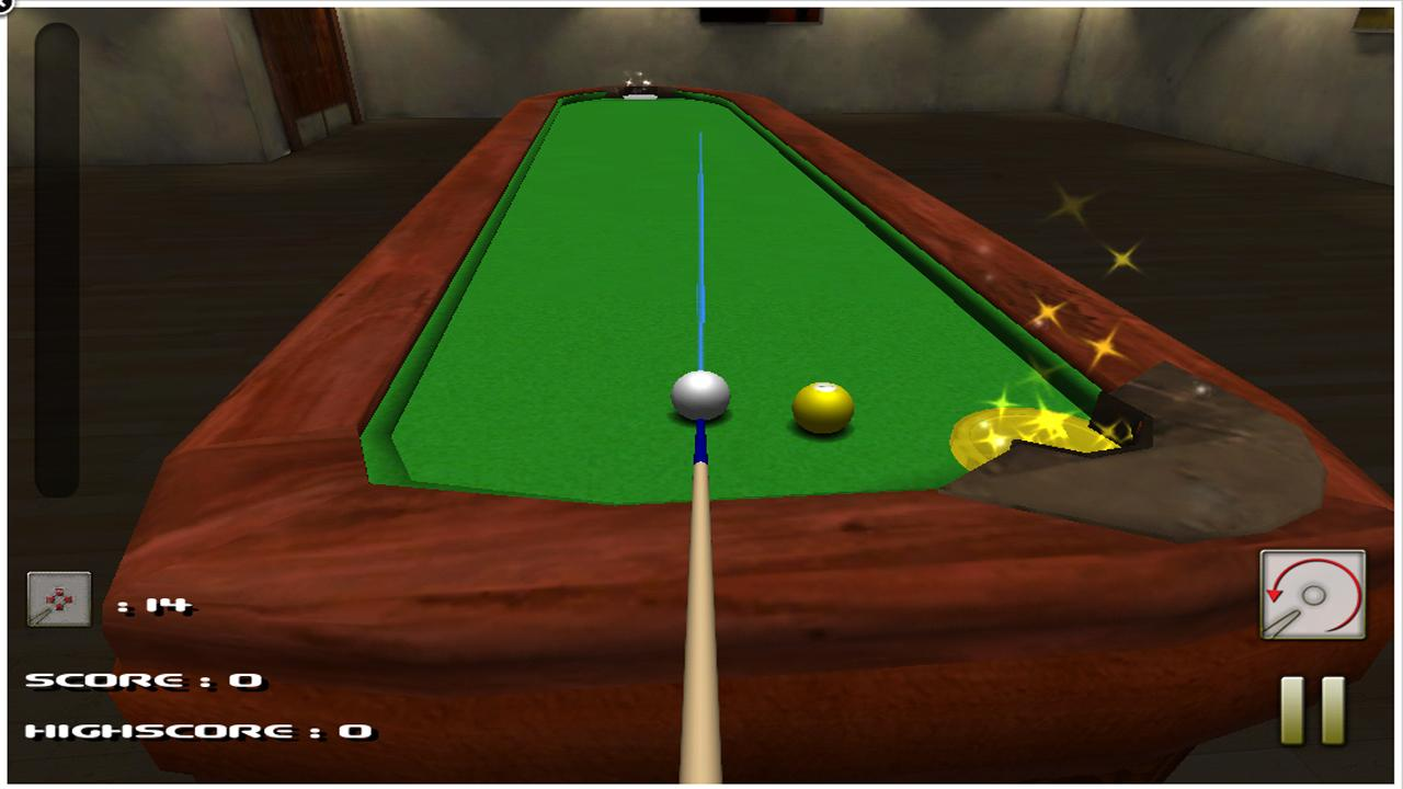 Super Billiard- screenshot