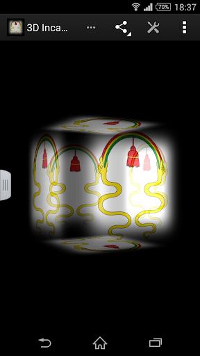 3D Inca Live Wallpaper