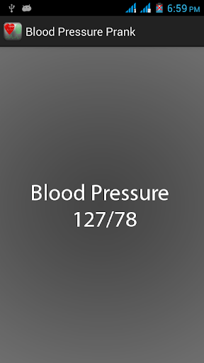 玩工具App|Finger Blood Pressure Prank免費|APP試玩