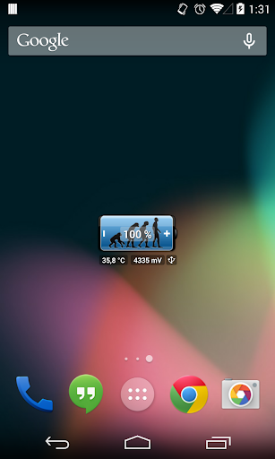 [Battery Theme] Evolution