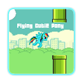 Flying Cutie Pony