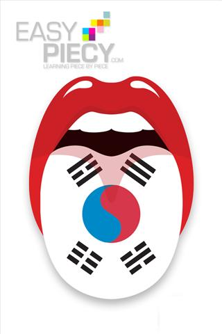 EasyPiecy Korean Full version - screenshot