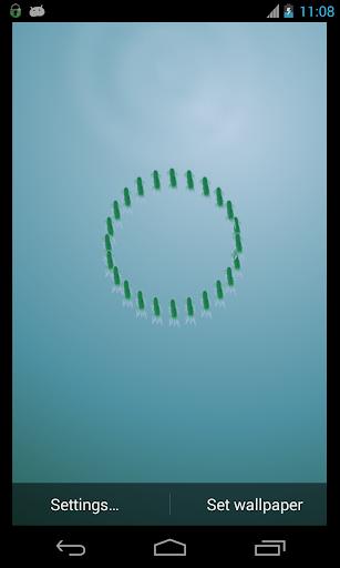 Bacteria LiveWallpaper Free