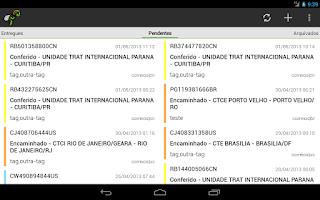Screenshot of Muambator