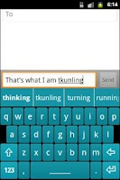 Screenshot of Spanish for Magic Keyboard