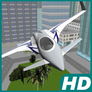 City Jet Flight Simulator for PC and MAC