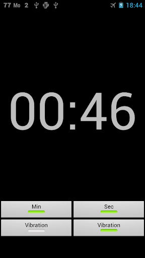 One Minute Interval Timer