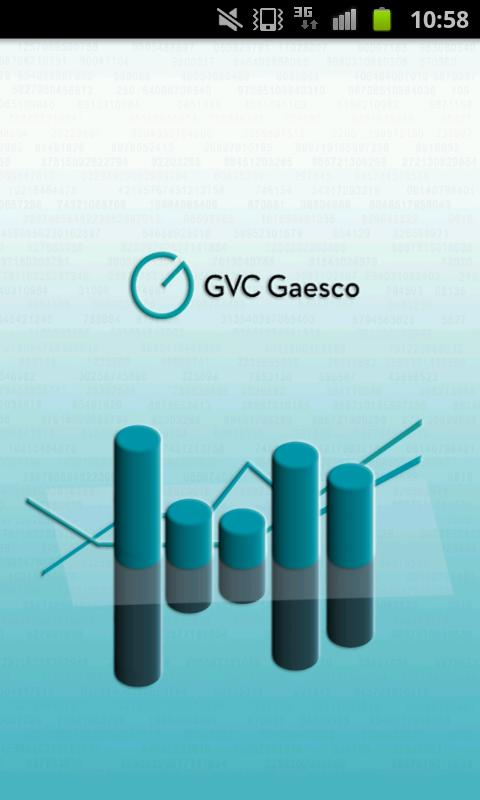GVC Gaesco Broker: captura de pantalla