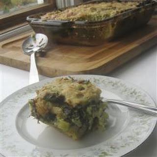 A Lot More Than Plain Spinach Pie (Greek Batsaria)