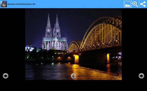 玩娛樂App|天才建築壁紙免費|APP試玩