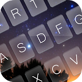 Starry Night Passage Keyboard