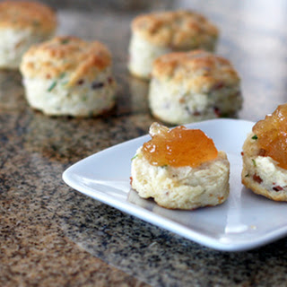 Bacon Chive Biscuits