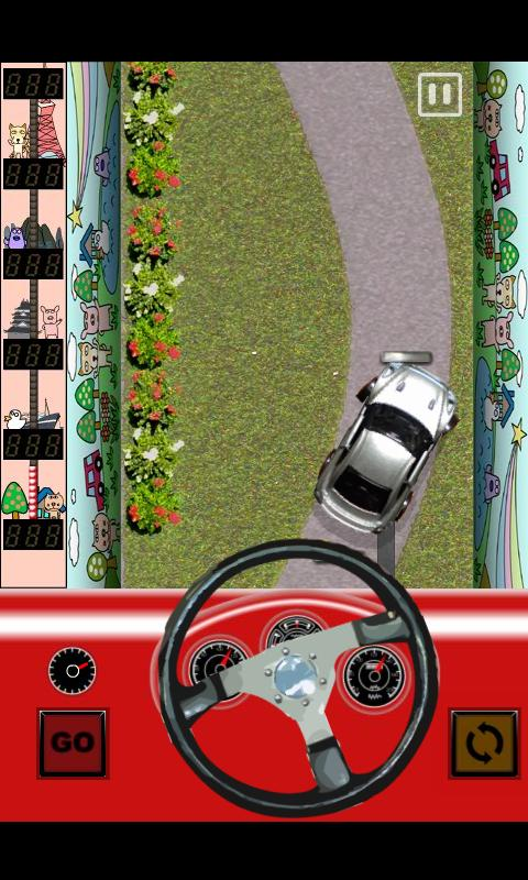 Kuru-Kuru Drive- screenshot