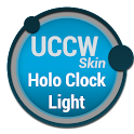 Holo Clock Light - UCCW Skin