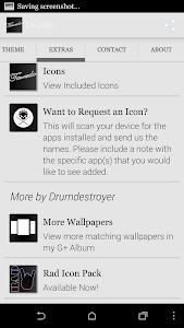 Tuxedo 2 Launcher Theme Paid v1.5