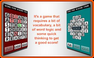 Screenshot of Pledruzzow - Word Puzzle