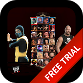 WWE Action Fighters