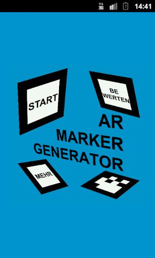 AR Marker Generator