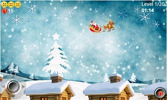 Screenshot of Santa Claus Delivery - Free