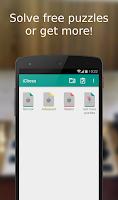 Screenshot of Chess Puzzles - iChess