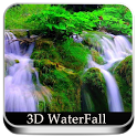3D Waterfall LWP icon