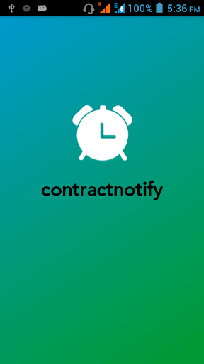 Contractnotify