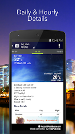 AccuWeather Screenshot 4