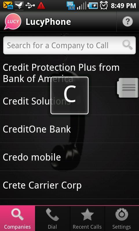 Lucyphone ( No ads ) - screenshot