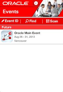 玩商業App|Oracle Events免費|APP試玩