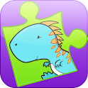 Dinosaurs Jigsaw Puzzles logo