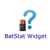 BatStat Battery Widget-Donate