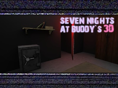 Seven Nights At Buddy's 3D Pro v1.0