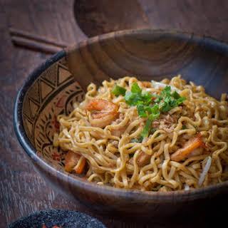 Mie Goreng Java (Javanese Fried Noodles).