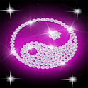 Yin Yang Sparkle Live Wallpape