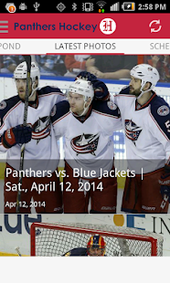 Panthers Hockey - screenshot thumbnail