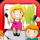 اطفال -الرسم و التلوين icon