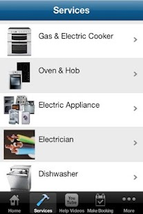 Appliance Repairs- screenshot thumbnail