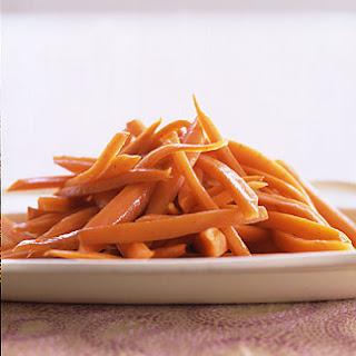 Spiced Carrots