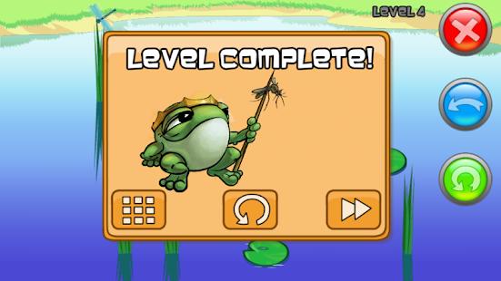 Froggy The King - screenshot thumbnail