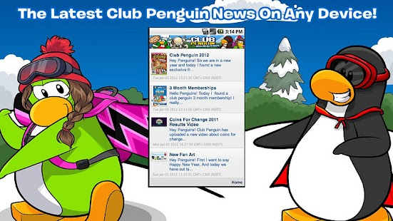 Club Penguin Cheats - screenshot thumbnail