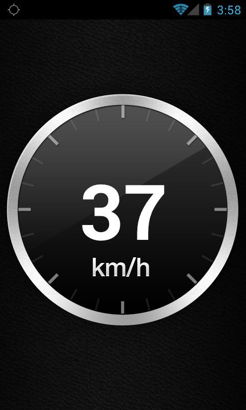 Speed - The GPS Speedometer- screenshot