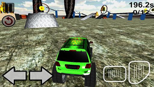 Monster Truck Stunts 3D