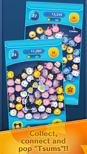 LINE: Disney Tsum Tsum - screenshot thumbnail