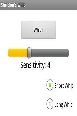Sheldon's Whip