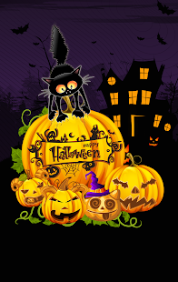 Halloween Pumpkin Decoration- screenshot thumbnail