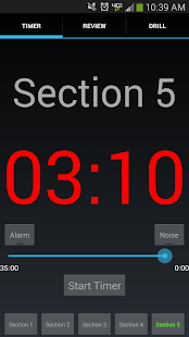 LSAT Timer- screenshot thumbnail