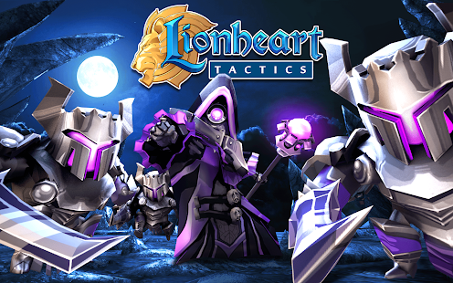 Lionheart Tactics - screenshot thumbnail