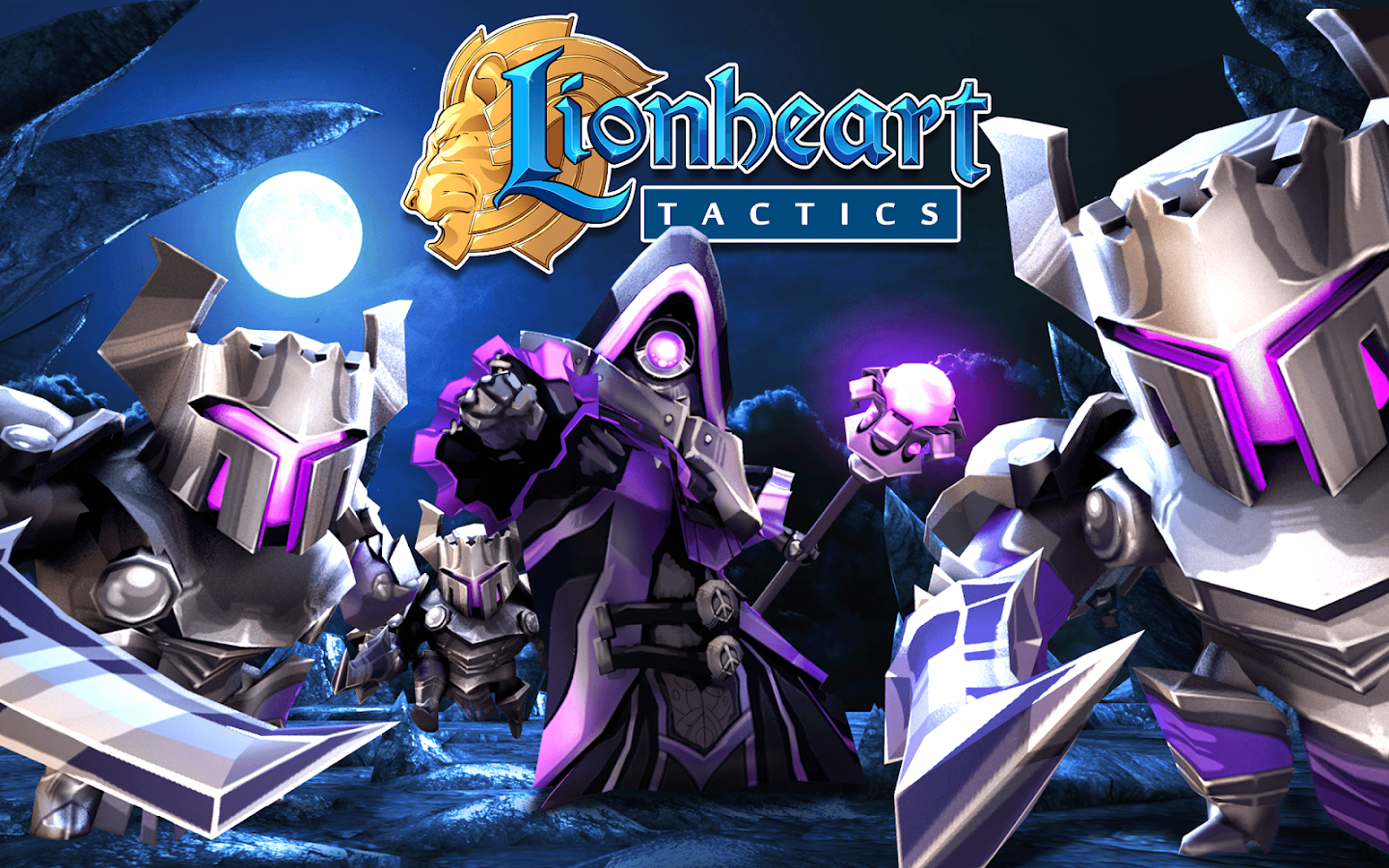 Lionheart Tactics- screenshot
