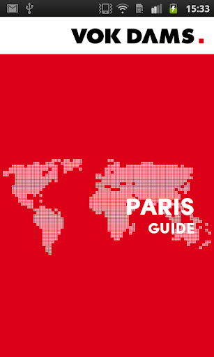 Paris: VOK DAMS City Guide