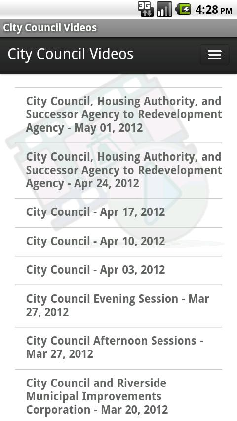 Riverside Council Videos - screenshot